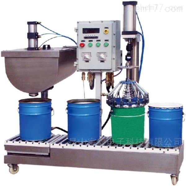 保定自动锁盖液体灌装机;秦皇岛灌装秤