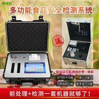 FT-G2400全项目多通道食品安全综合检测仪器