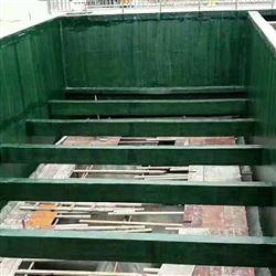 耐高溫膠泥脫硫塔防腐施工