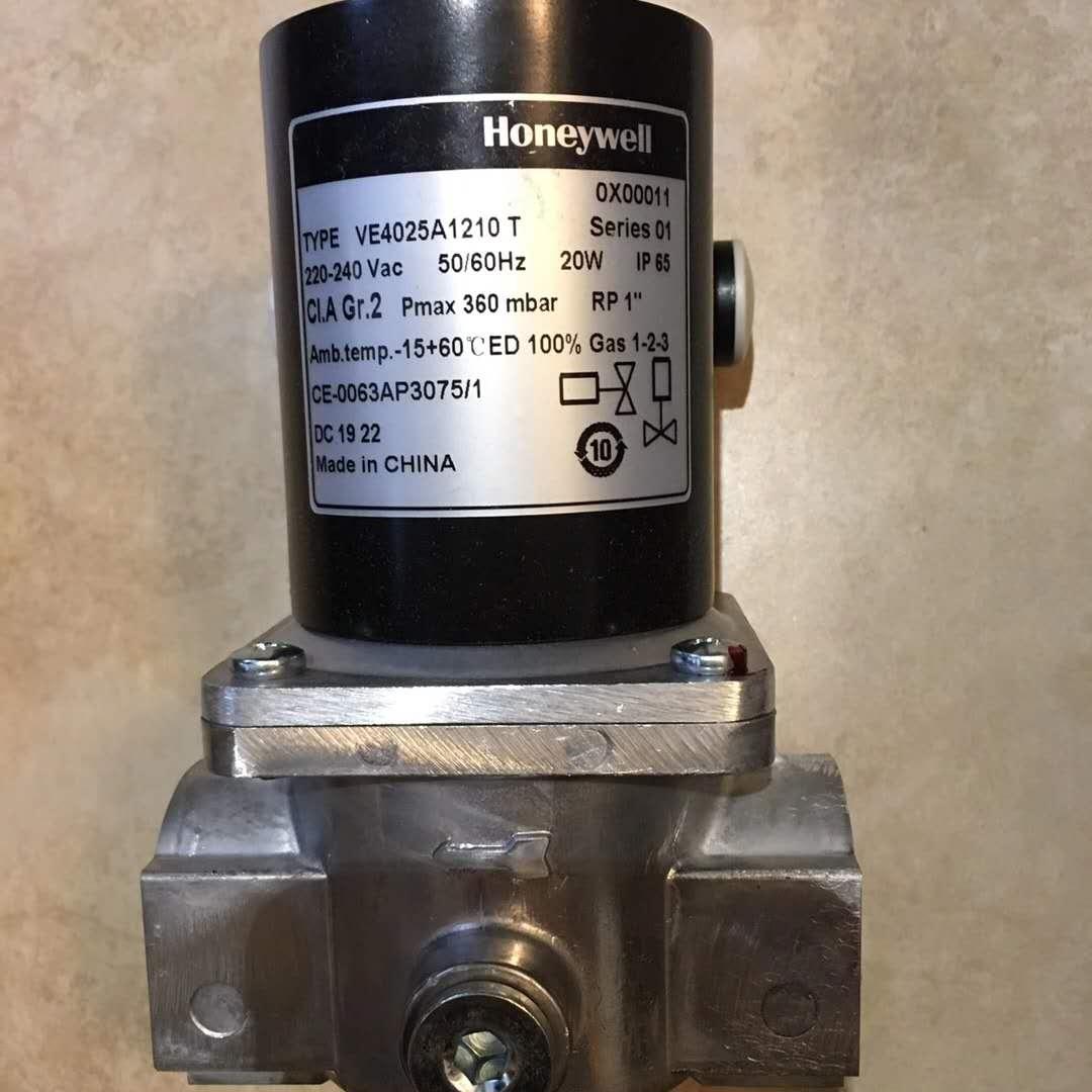 美国霍尼韦尔HONEYWELL电磁阀