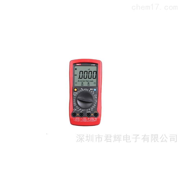 UT58C通用型数字万用表