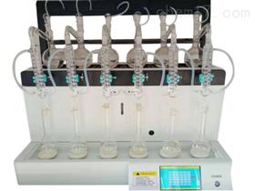 HEB-J06一體化智能蒸餾儀