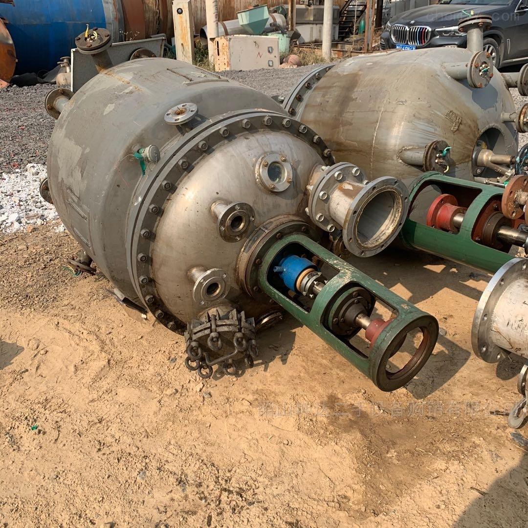 二手500L 高压不锈钢反应釜
