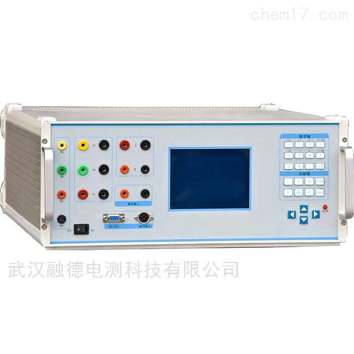 三相多功能电能标校验装置(交流采样仪)