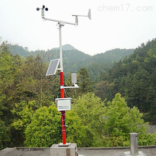 深圳校园环境气象监测站