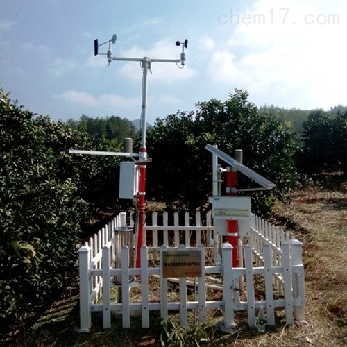 野外科研试验气象监测站