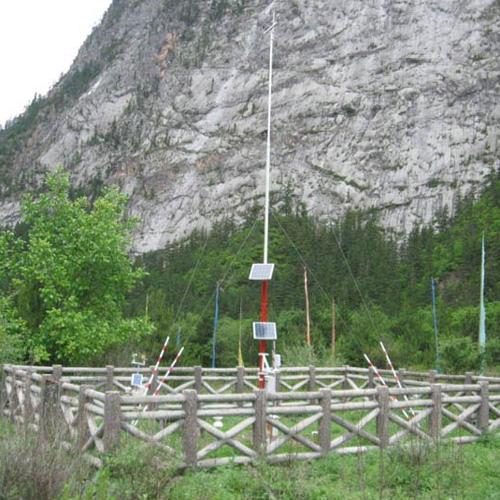 广东环境温湿度气象监测站数据采集系统