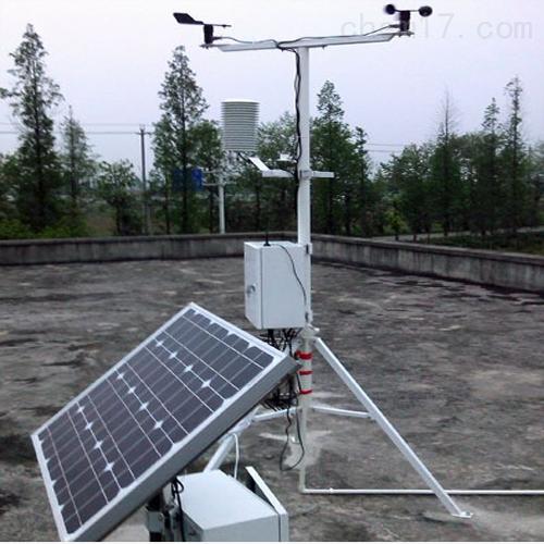 农林环境温湿度气象监测站
