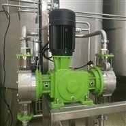 帕斯菲达DM7K3FP耐腐蚀计量泵