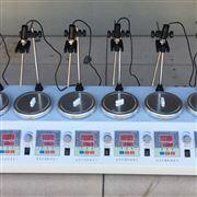 多頭異步磁力加熱攪拌器