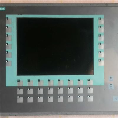 西門子操作按鍵顯示器壞多年成功修複案例