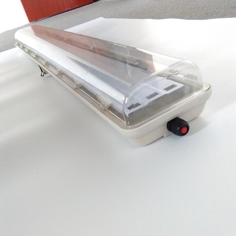 BAY51-2*18WLED防爆防腐全塑熒光燈雙管壁燈