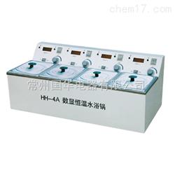 HH-4A国华单控水浴锅
