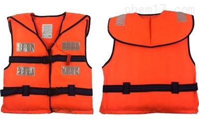 成人兒童高檔救生服、帶大領船用工作救生衣
