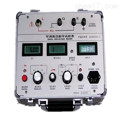高灵敏高压绝缘电阻快速测试仪
