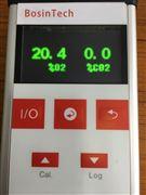 手持便携式氧气/二氧化碳分析仪