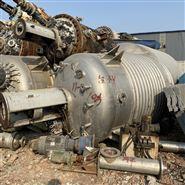 出售二手15吨全不锈钢反应釜