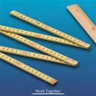 日本亲和 树脂制-竹制直尺