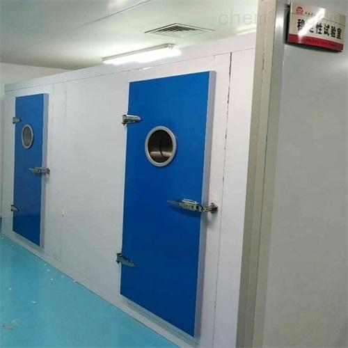 步入式批量药品储藏室