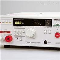 菊水TOS8040耐壓測試儀