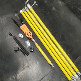 齐全全自动光缆附挂机光缆扎线机架空高作业工具