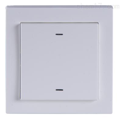 ASL100-F1/21联2键智能照明面板开关调光窗帘控制