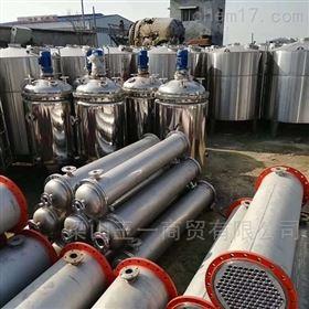 出售二手钛材质冷凝器