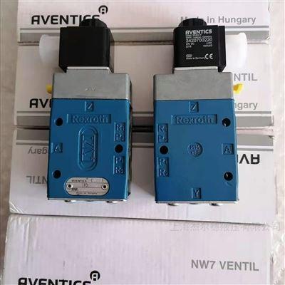 3420700220德国Rexroth电磁阀线圈-AVENTICS原装现货