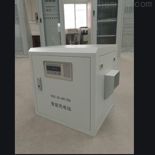 AGV智能充电站24V120A锂电池自动充电装置