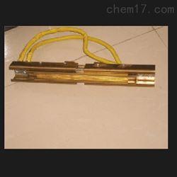 单极滑触线温度补偿装置
