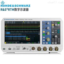 RS罗德与施瓦茨RTM系列台式数字示波器