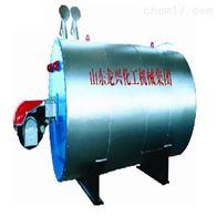 YYQW120万大卡卧式燃油气导热油炉