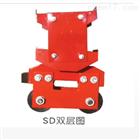 DLC型工字钢滑车