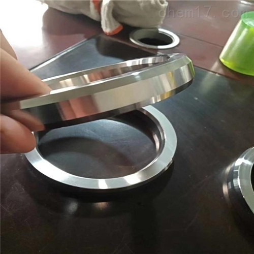 RJ面法兰不锈钢金属八角垫片现货价