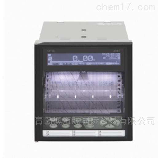 混合型记录仪SR-106日本山武AZBIL
