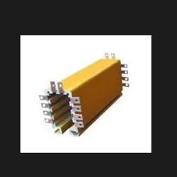 10极管式滑触线