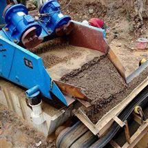 振动脱水筛250型300型细沙回收脱水一体机