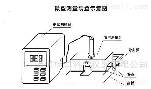 刮板细度计检定装置(微型测量装置)