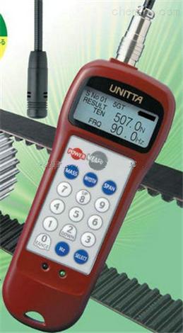 U-507音波式皮带张力计