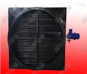 DN1800 Q235材质电动防腐密闭风阀