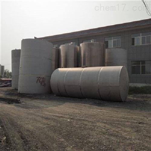 厂家出售二手不锈钢储罐供应当天发货