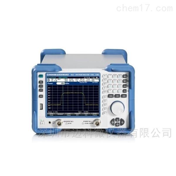 频谱分析仪FSC维修