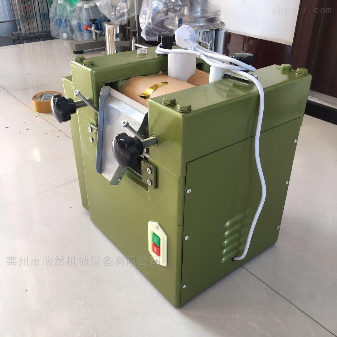 硅酮胶三辊研磨机
