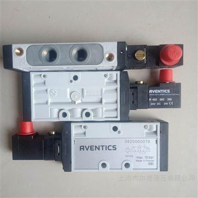 0820060076德国原装Aventics气动阀换向阀-系列 TC08