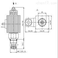 德国IMAV的减压阀预先设置及调节