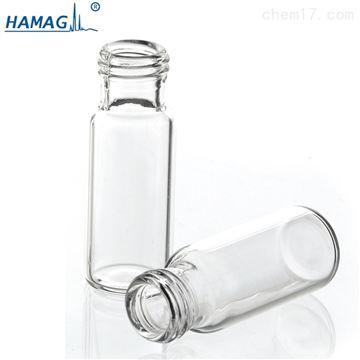 HM-07142ML透明样品瓶螺纹口9MM玻璃进样瓶