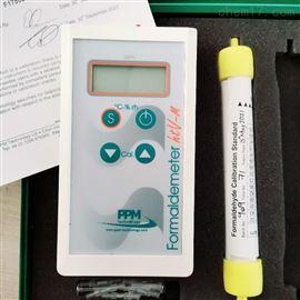 英国PPM数据存储甲醛检测仪HTV-M