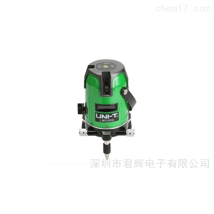 LM520G触摸式绿光激光水平仪