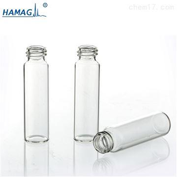 HM-8608ml透明螺纹样品瓶 15-425