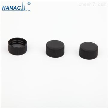 HM-0012A黑色实心盖;PTFE/硅胶垫